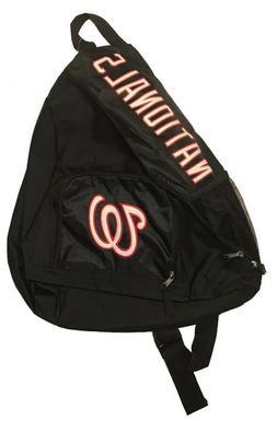 Brand New Washington Nationals Sling Backpack Official MLB B