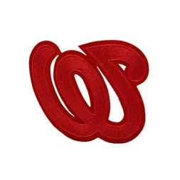 DIY Embroidered on patch cloth Badge 2019 MLB Washington Nat