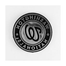 MLB Washington Nationals Chrome Automobile Emblem