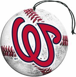 Team ProMark MLB Washington Nationals Air Freshener 3-Pack 2