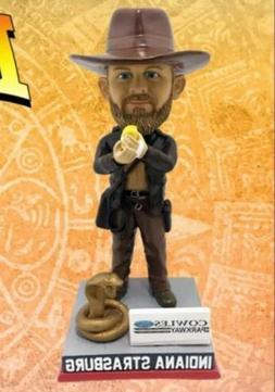 Stephen Strasburg Indiana Jones Bobblehead Washington Potoma