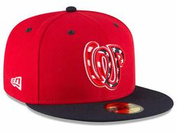 New Era Washington Nationals ALT 3 59Fifty Fitted Hat  MLB C