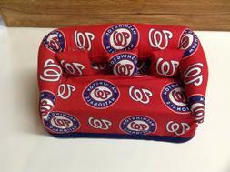 Washington Nationals  Baseball Sofa Couch Tissue Box Cover W