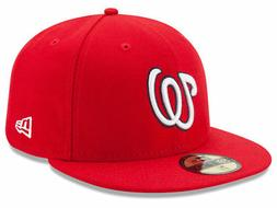 New Era Washington Nationals GAME 59Fifty Fitted Hat  MLB Ca