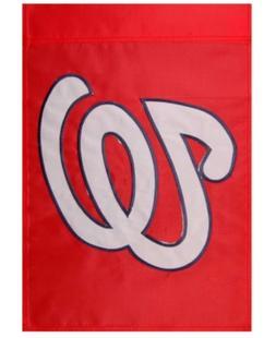 Party Animal Washington Nationals Garden Flag