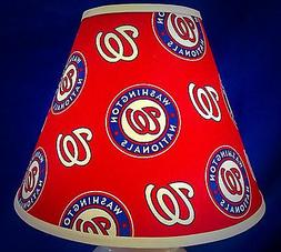 Washington Nationals Handmade Lamp Shade Lampshade