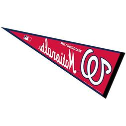 "Washington Nationals MLB 12"" X 30"" Pennant"