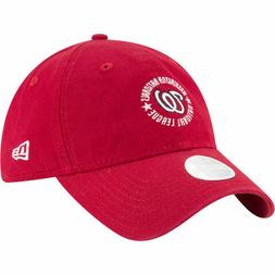 Washington Nationals New Era MLB Womens Team Ace Red Cap Hat