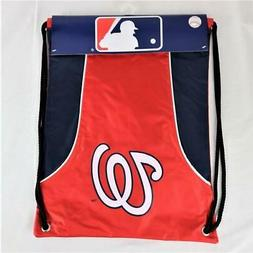 "Washington Nationals Officially Licensed MLB Back Sack 18"" x"