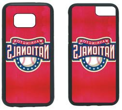 WASHINGTON NATIONALS PHONE CASE COVER FITS iPHONE 7 8+ XS MA